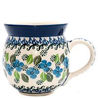 Набор кружек Ceramika Artystyczna Вербена 6шт, фото