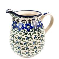 Кувшин Ceramika Artystyczna Фиалки, фото