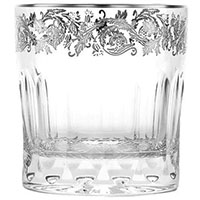 Стакан для виски Christofle Orangerie Platine из хрусталя , фото