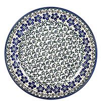 Тарелка Ceramika Artystyczna Фиалки, фото