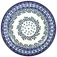 Тарелка Ceramika Artystyczna Виноградная лоза, фото