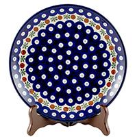 Набор десертных тарелок Ceramika Artystyczna Волшебная синева, фото