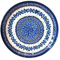 Тарелка Ceramika Artystyczna Озерная свежесть, фото