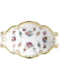 Блюдце Royal Crown Derby Antoinette 14 см, фото