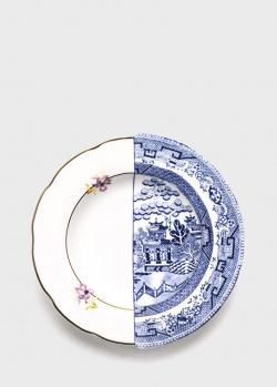 Суповая тарелка Seletti Hybrid Fillide 25,4см, фото