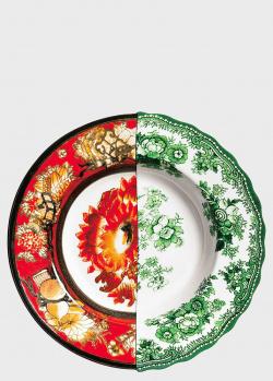 Тарелка для супа Seletti Hybrid Cecilia , фото