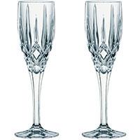 Набор бокалов для шампанского Nachtmann Noblesse 60мл из 2штук, фото
