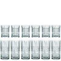 Набор стаканов для виски и напитков Nachtmann Highland 345/375мл из 12 штук, фото