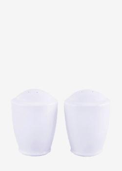 Набор для специй Noritake Ambience White 2шт из фарфора, фото