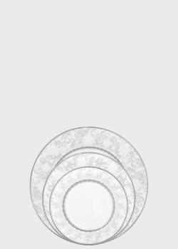 Столовый набор Noritake Chantilly Blanche на 6 персон из 23 предметов, фото