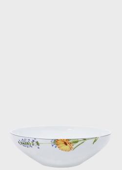 Тарелка Noritake Garden Picnic 17,8см для супа, фото
