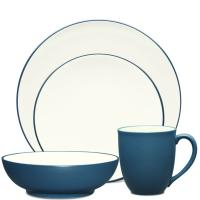 Набор посуды Noritake Colorwave из керамики на 1 персону, фото