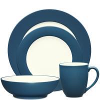 Набор посуды Noritake Colorwave из 4 предметов, фото