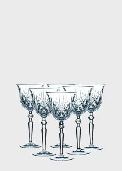 Набор бокалов для вина Nachtmann Palais 0,21л 6шт, фото