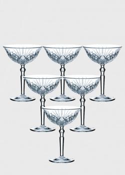 Набор бокалов для шампанского Nachtmann Palais 6шт 200мл, фото