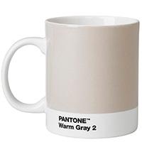 Бежевая чашка Pantone Warm Gray 2 375 мл, фото