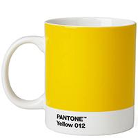 Кружка Pantone Yellow 012 объемом 375 мл, фото