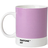 Кружка Pantone Light Purple 257 для чая и кофе, фото