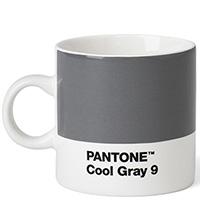 Серая чашка Pantone Cool Gray 9 для кофе 120 мл, фото