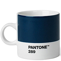 Темно-синяя чашка Pantone Dark Blue 289 объемом 120 мл, фото
