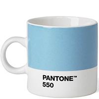 Чашка для кофе Pantone Light Blue 550, фото