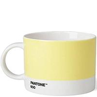 Чашка для чая Pantone Light Yellow 600 475 мл, фото