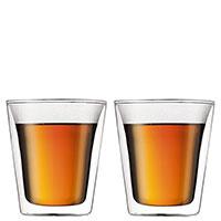 Набор стаканов Bodum Bodum Canteen 2 шт с двойными стенками 0,2 л, фото