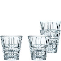 Набор стаканов для напитков Nachtmann Square 260мл из 4 штук, фото