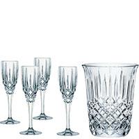 Набор для шампанского Nachtmann Noblesse из 5 предметов, фото