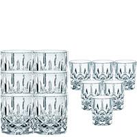 Набор стаканов для крепких напитков Nachtmann Noblesse из 12 предметов, фото