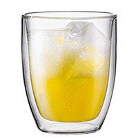 Набор стаканов Bodum Bistro 2 шт с двойными стенками 0,45 л, фото