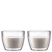 Набор стаканов Bodum Bistro 2 шт из боросиликатного стекла 0,45 л, фото