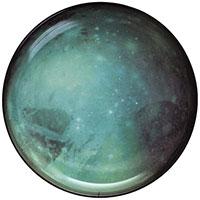 Тарелка Seletti Cosmic Diner в форме планеты, фото