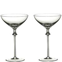 Набор бокалов Rogaska Omega для шампанского 19,8см, фото