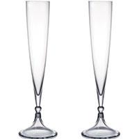 Набор бокалов Rogaska Remembrance для шампанского из 2 штук, фото