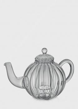 Стеклянный чайник IVV Coffee and Tea 1,25л, фото
