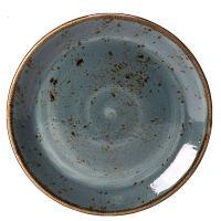 Тарелка Steelite Craft Blue из керамики 15см, фото