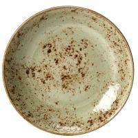 Салатник Steelite Craft Green 25,5см оливкового цвета, фото