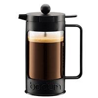 Френч-пресс Bodum Bean на 3 чашки с вставкой черного цвета, фото