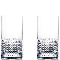 Набор стаканов Rogaska Diamond 13,5см из 2 штук, фото