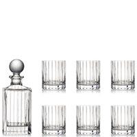 Набор для виски Rogaska Avenue из 7 предметов, фото
