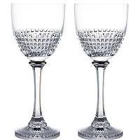Набор бокалов для красного вина Rogaska Diamond Platina из 2 штук, фото