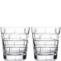 Набор стаканов Rogaska Qouin для виски 10см, фото