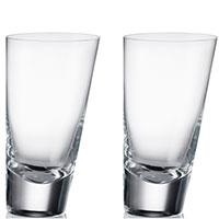 Набор стаканов Rogaska 90 Degrees 16,5см, фото