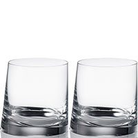Набор стаканов для виски Rogaska 90 Degrees 9см, фото