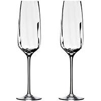 Набор бокалов Rogaska Fresh для шампанского 24,5см, фото