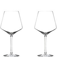 Набор бокалов Rogaska Stop для красного вина из 2 штук, фото