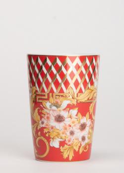 Высокий стакан Rosenthal Versace Bright Christmas, фото