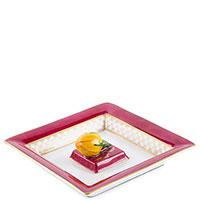 Поднос Faberge Бутон розы квадратной формы, фото