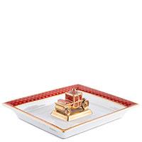 Прямоугольный поднос Faberge Коронационный, фото
